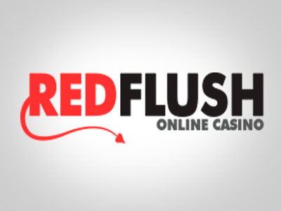 Captura de pantalla de Red Flush Casino