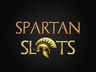 Spartan Slots Casino skærmbillede
