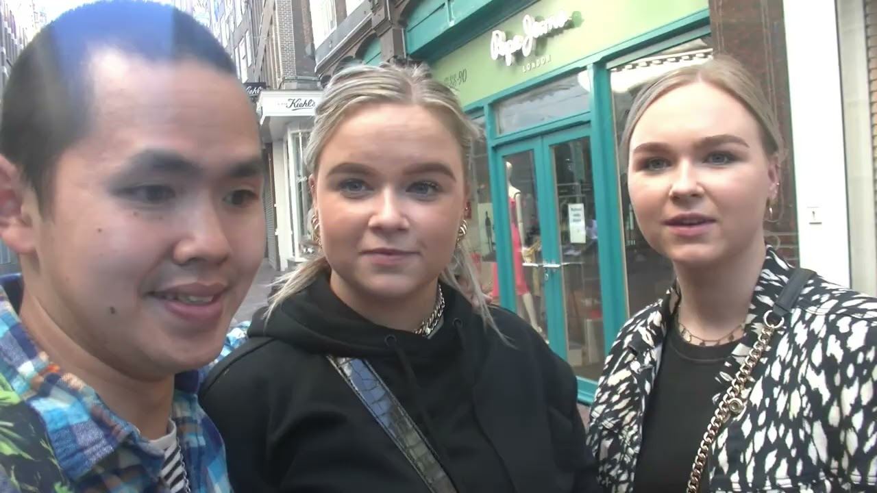 Dang Do Op Avontuur Vlog S2 #33 - Amsterdam- Tony's Chocolonely Store -Captain Candy - Fans - Deel 3