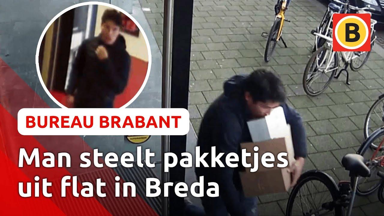 Postpakketten gejat uit studentenhuis   Bureau Brabant
